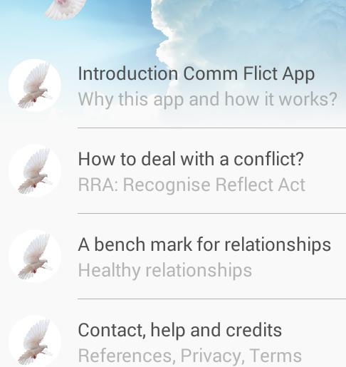 CommFlictApp